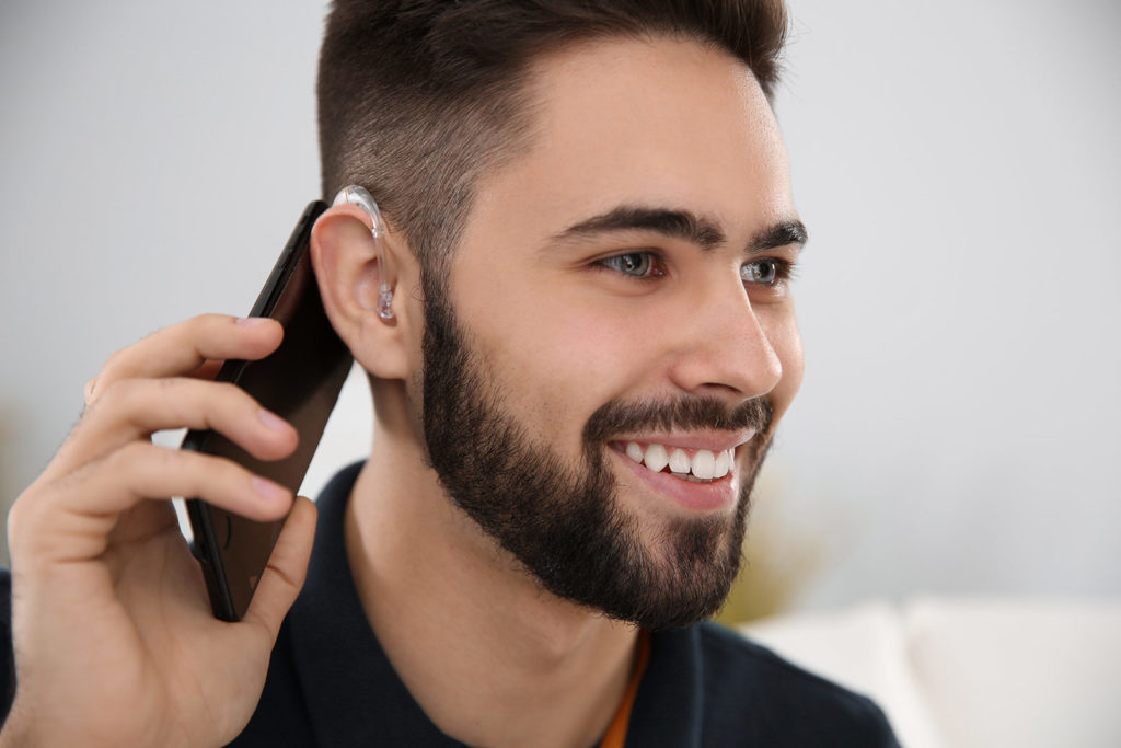 hearing aids and mobile phone regulations have made using your phone easier